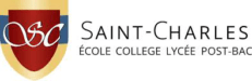 Logo école Saint-Charles, Athis-Mons